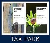 Cover of Swinburne University Tax Pack 2018