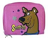 Scooby-Doo Zipper Wallet - Pink Scooby Doo Wallet