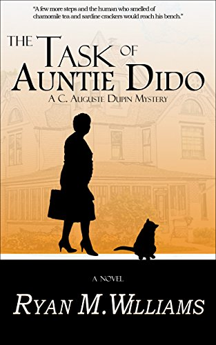 The Task of Auntie Dido: A Cozy Mystery (Poeville Book 1) by [Williams, Ryan M.]