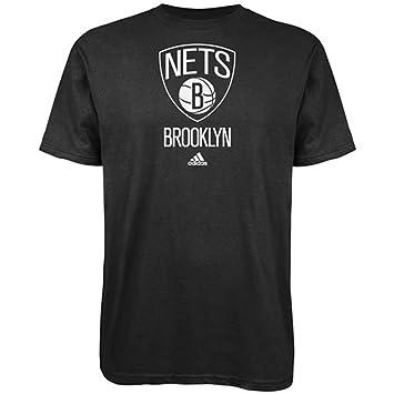 Adidas Camiseta de New York Brooklyn Nets NBA g92459 - M: Amazon.es: Deportes y aire libre