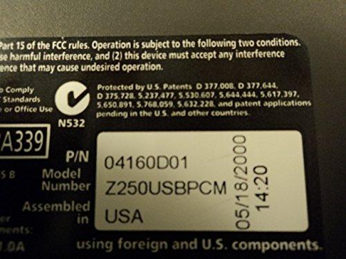 iOmega Zip 250 External Drive 250MB Blue/Gray AC Powered Z250USBPCM by Iomega (Image #5)