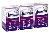 Ceva Feliway 48-ml Diffuser Refill, 3-Pack, My Pet Supplies
