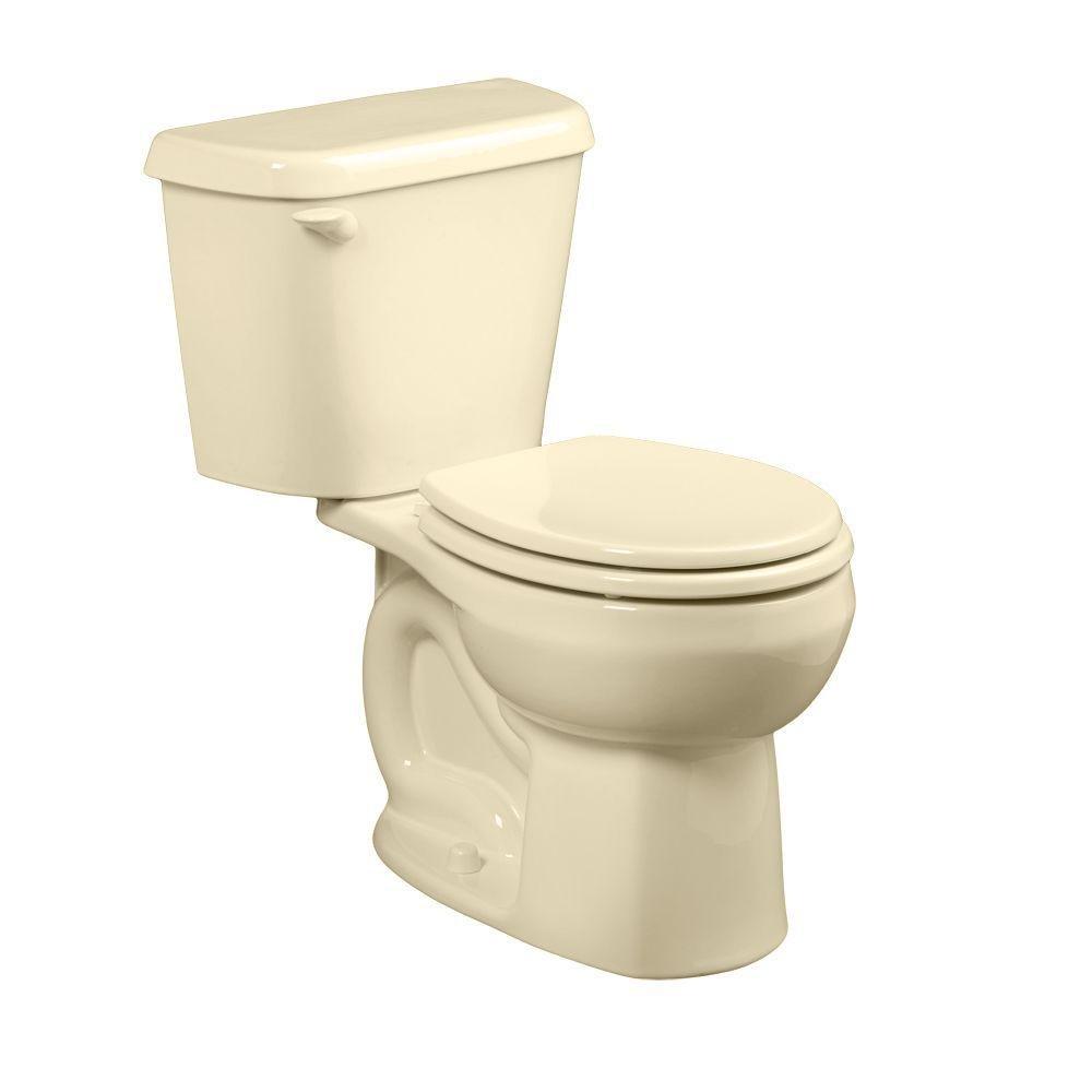American Standard 221DA.104.021 Colony 12-Inch Toilet Combo, Bone
