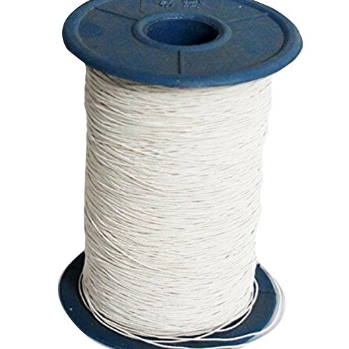 1Mm Wide White Elastic Sewing Thread For Shirring - Full ...