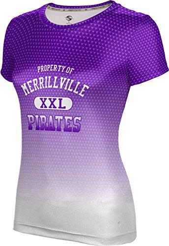 ProSphere Women's Merrillville High School Zoom Shirt (Apparel) - Dress Merrillville Shops Indiana In