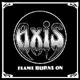 Flame Burns on