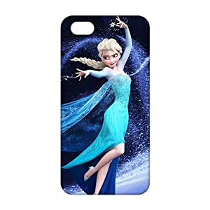Cool-benz Frozen fresh magical girl 3D Phone Case for iPhone 5s