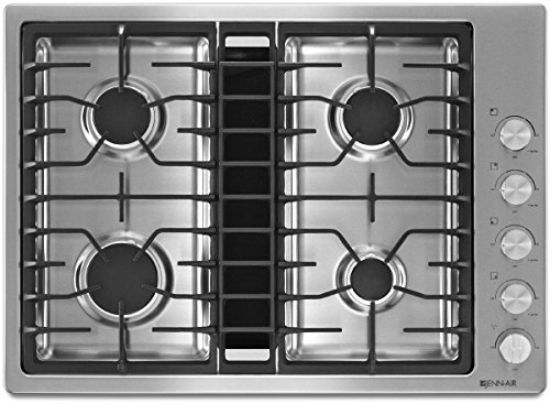 Jenn-Air Deals JGD3430BS 30 Inch Gas Sealed Burner Cooktop