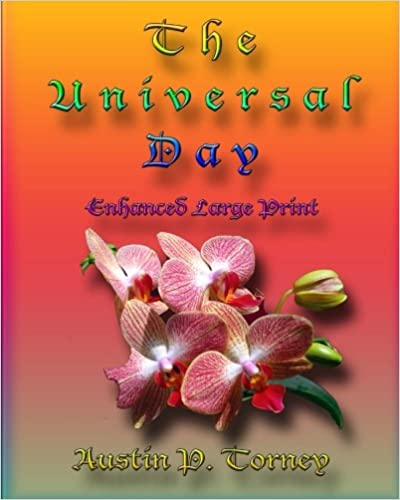 Book The Universal Day Enhanced Large Print