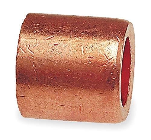 - Nibco Wrot Copper Flush Bushing, FTG x C Connection Type, 3/8