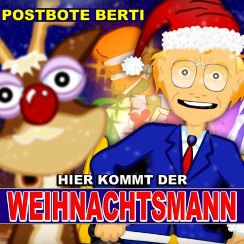 weihnachtsengel by postbote berti on amazon music. Black Bedroom Furniture Sets. Home Design Ideas