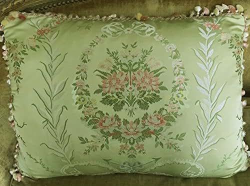 Amazon Com Scalamandre Silk Lampas Fabric Custom Designer