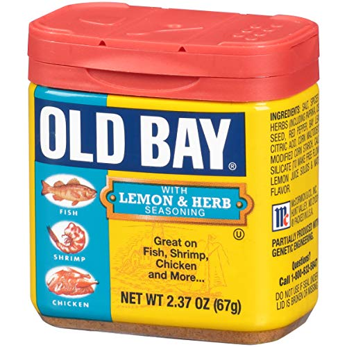 Mccormick Old Bay - OLD BAY Lemon & Herb Seasoning, 3 OZ