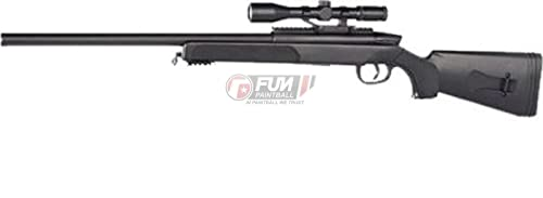 Black Eagle M6 – Proiettili super veloci