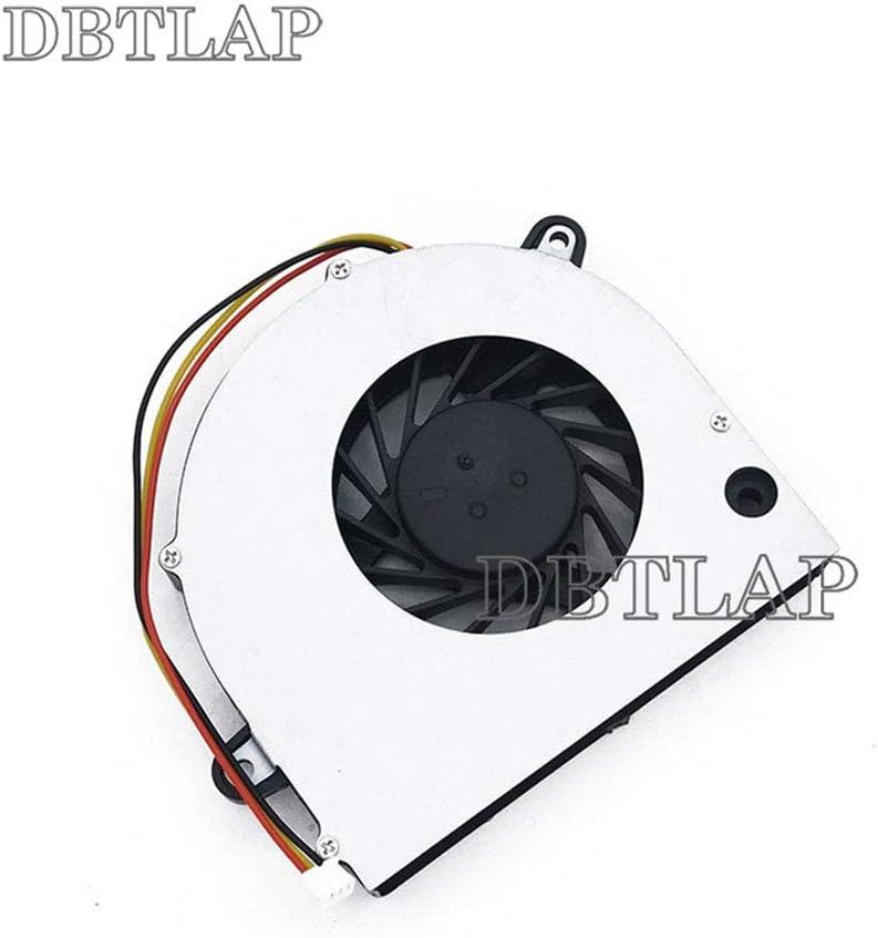 DBTLAP Laptop Fan Compatible for Toshiba Satellite L550-145 CPU Fan DC5V 0.4A 3wire