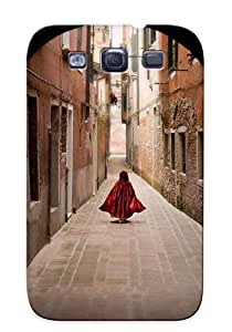 Awesome Case Cover/galaxy S3 Defender Case Cover(little Red Riding Hood Fairytale) Gift For Christmas