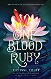 img - for One Blood Ruby (Seven Black Diamonds) book / textbook / text book