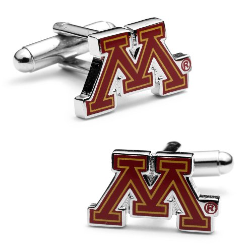 NCAA Minnesota Golden Gophers Cufflinks Minnesota Golden Gophers Cufflinks