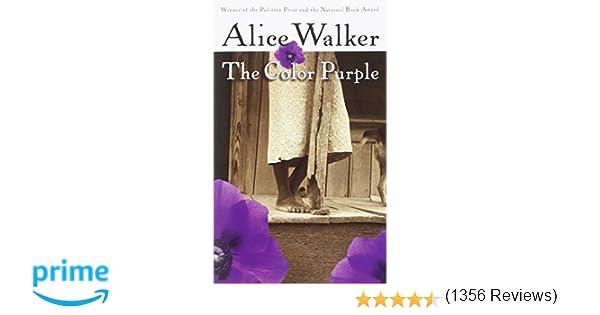 amazoncom the color purple 9780156031820 alice walker books - The Color Purple By Alice Walker Online Book