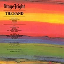 Band, The - Stage Fright - Capitol Records - 1C 038-80 636, Crystal - 038 EVC 80 536