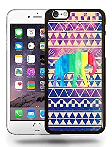 Aztec Tribal Space Elephant Hipster Pattern Phone Case Cover Designs for iPhone 6 Plus