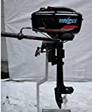 3.6 HP Outboard Motor Two Stroke 3.6hp Boat Engine Water Cooled Inflatable Fishing Boat not 3.5hp