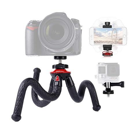 Review Lammcou Camera Tripod Flexible
