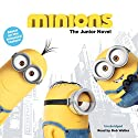 Minions: The Junior Novel Audiobook by Sadie Chesterfield Narrated by Bob Walter