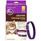 Sentry Calming Collar for Cats, 3 Pack