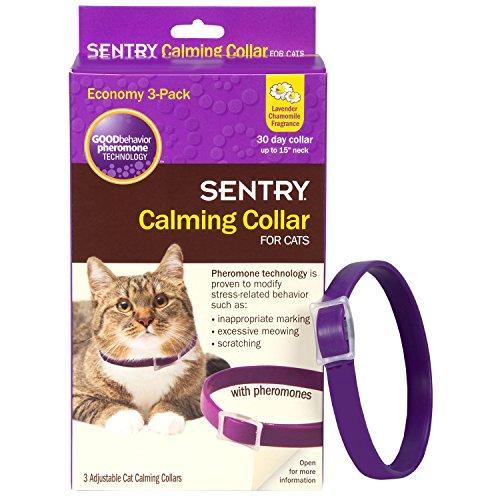 SENTRY Calming Collar for