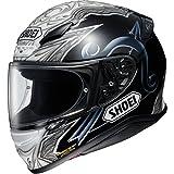 Shoei Diabolic RF-1200 Street Bike Racing Motorcycle Helmet - TC-5 / 2X-Large