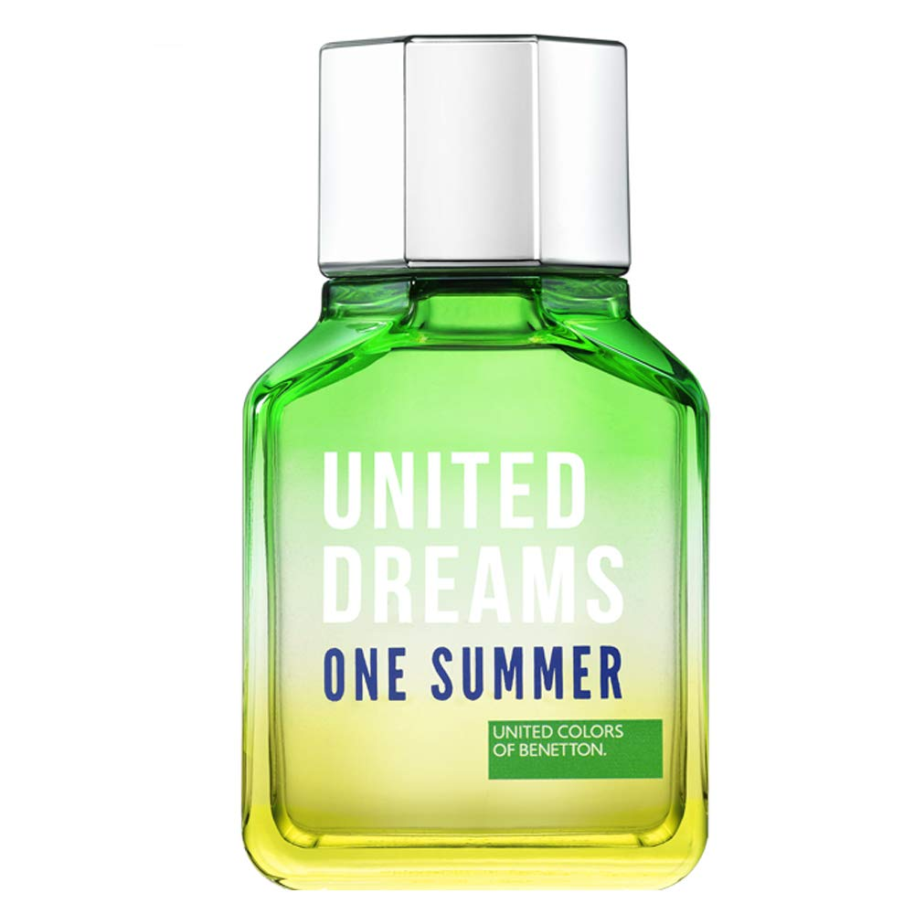 Perfume United Dreams One Summer Masculino Eau de Toilette 100ml