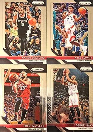 a15b4a89eab88 Amazon.com: 2018-19 TORONTO RAPTORS NBA Champions - KAWHI LEONARD ...