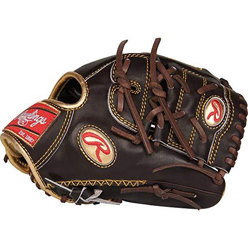 Gold Glove Series Outfield Glove - Rawlings RGG205-9MO Gold Glove Series, Black, 11.75