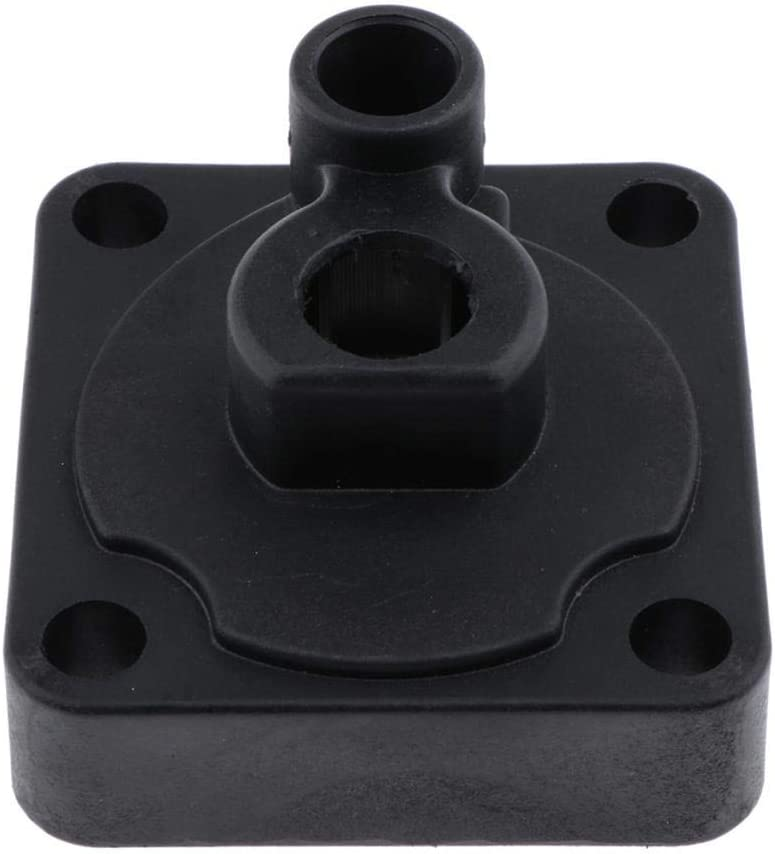 kesoto New Housing Water Pump Casing 63V-44301-00-00 for Yamaha Outboard 9.9hp 15hp