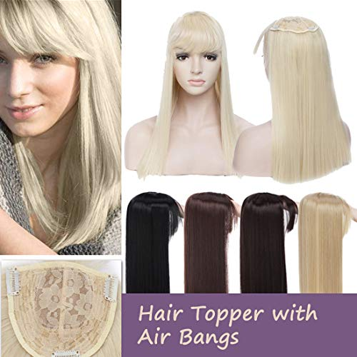 Synthetic Straight Hairpiece Extension Thinning product image