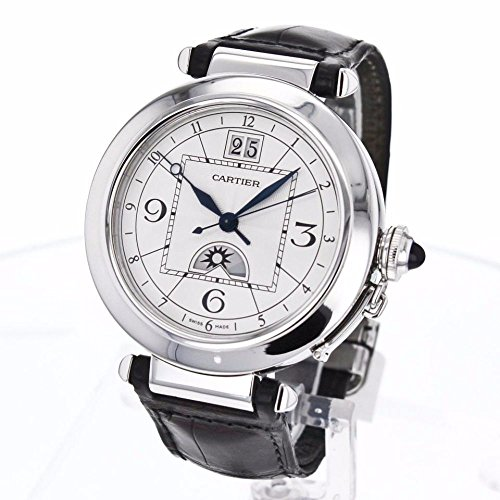 Cartier Men's W3109255 Pasha De Cartier Silver Watch