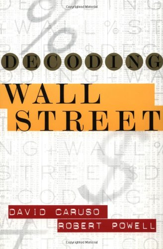 Decoding Wall Street