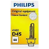 Philips D4S Standard Xenon HID Headlight Bulb, 1 Pack