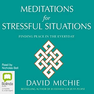 Meditations for Stressful Situations Hörbuch