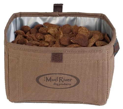 River Oasis Food Bowl Brown product image
