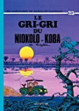 Front cover for the book Spirou et Fantasio, tome 25 : Le Gri-gri du Niokolo-Koba by Fournier
