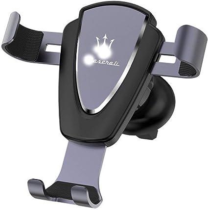 Support De T/él/éphone De Voiture Support De T/él/éphone De Gravit/é Support De T/él/éphone R/églable De Ventilation For Maserati Color : C
