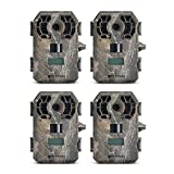 Stealth Cam G42NG 10MP HD Video IR Game Trail Camera (4 Pack) For Sale