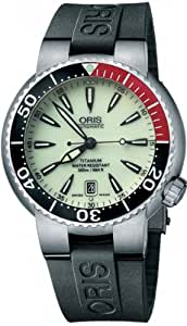Oris Divers Automatic Mens Watch 733-7562-7159RS