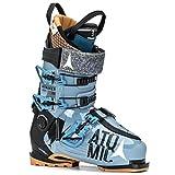 Atomic Waymaker Carbon 130 Ski Boot - Men's Denim/Black, 26.5