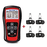 Autel MaxiTPMS TS401 TPMS Service Tool with Activation, Relearn and Program functions