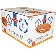 Daelman's Stroopwafels Caramel Pack of 24 (1.38 Ounce)