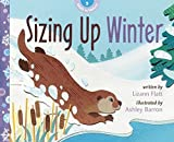 img - for Sizing Up Winter (Math in Nature) book / textbook / text book