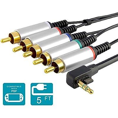 elementdigital-psp-av-cable-component
